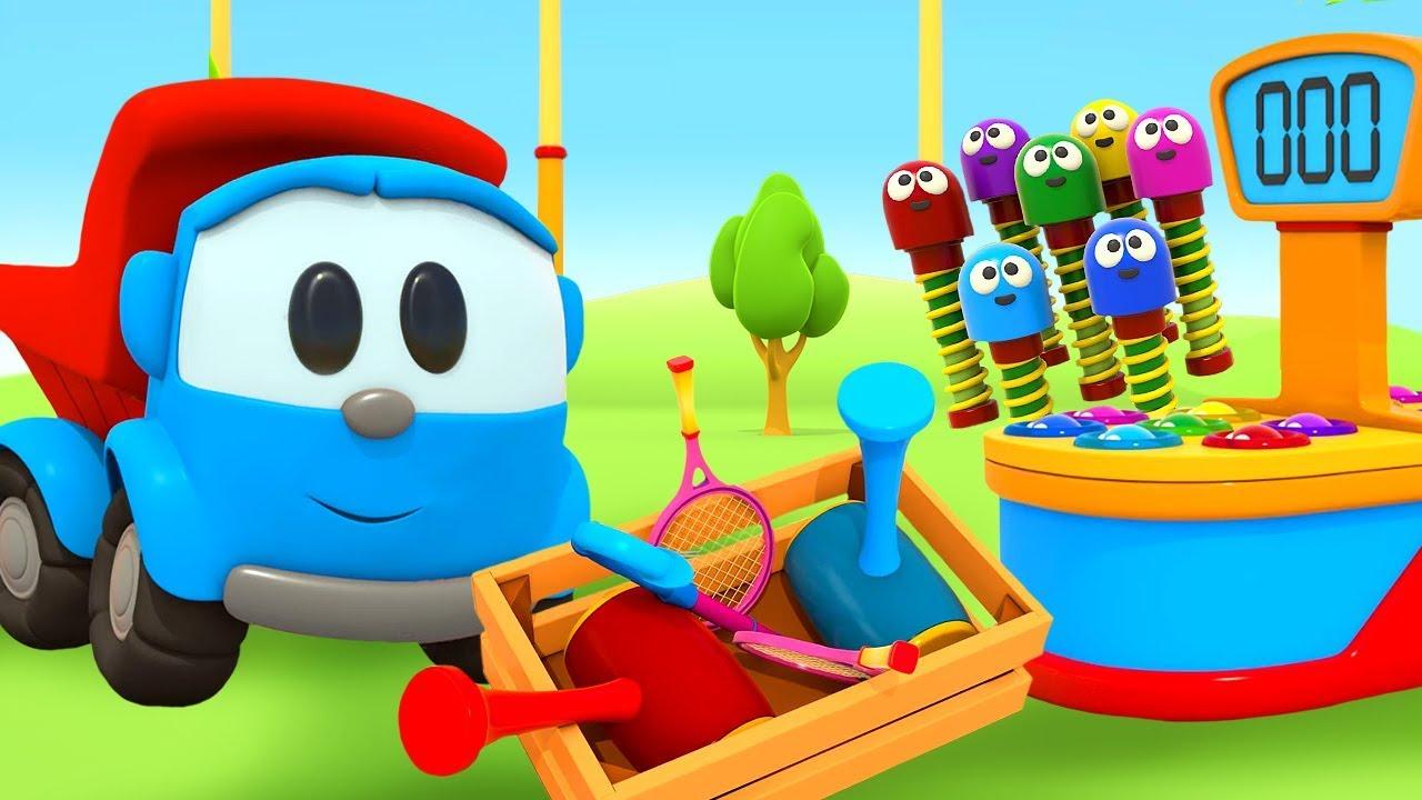мультфильм про огород для детей